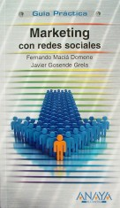 Marketing con Redes Sociales portada