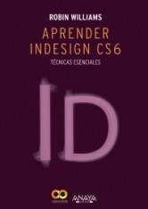 Aprender Indesign CS6 portada