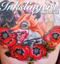 Inkslingers Under the Skin portada