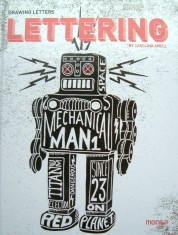 Lettering Drawing Letters portada