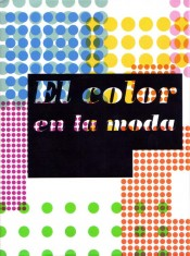 El color en la moda portada