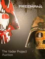 The Vader Project Auction Catalog portada