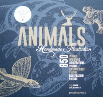 Animals Handmade Illustration portada