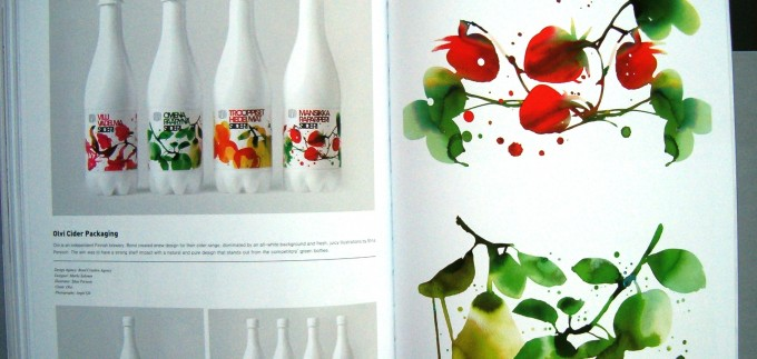 Packaging Illustrations interior 4