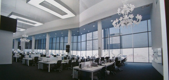 New Space Office II interior 4