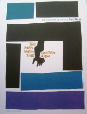 20 Removable posters by Saul Bass portada