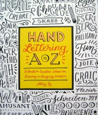 Hand Lettering A to Z portada