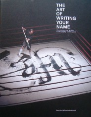 The Art of Wrinting Your Name portada