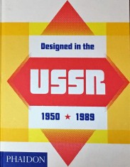 Designed in the URSS  1950-1989 portada