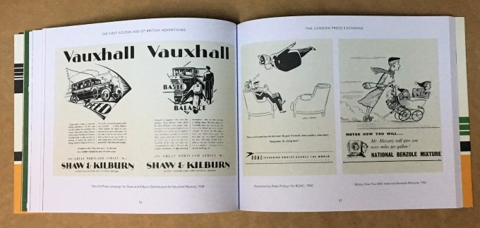 First Golden Age of British Advertising interior 4