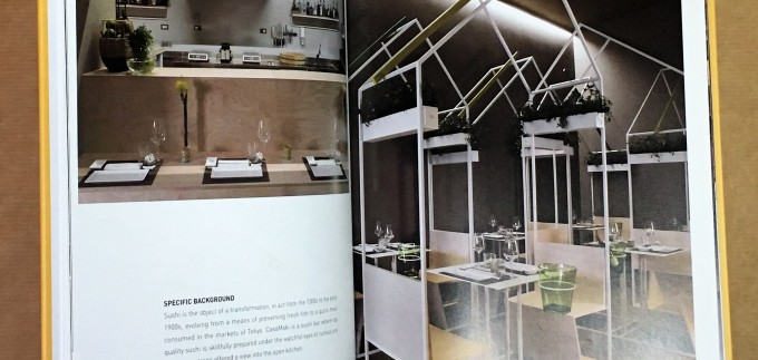 Design Wisdom Small Space Restaurant interior 1