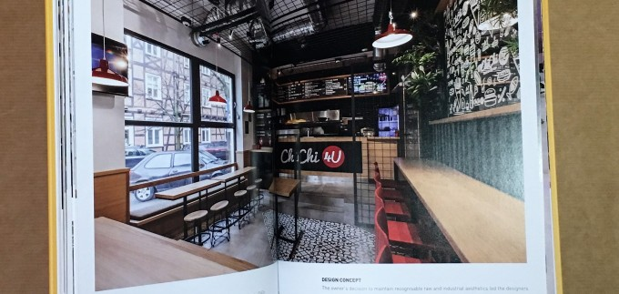 Design Wisdom Small Space Restaurant interior 4