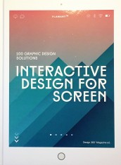 Interactive Design for Screen portada