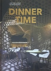 Dinner Time  New estaurant Interior Design portada