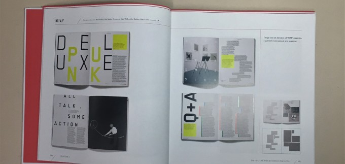 Magazine Design interior 1