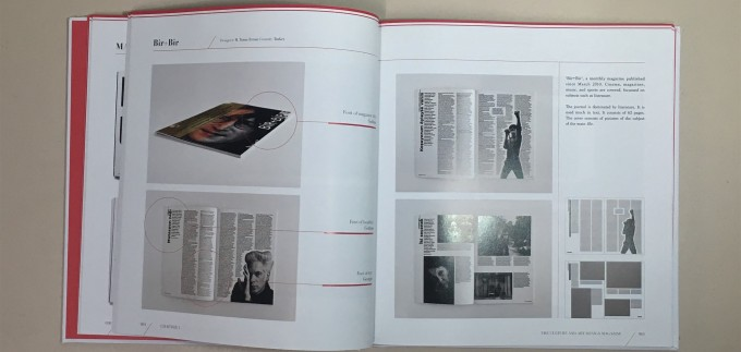 Magazine Design interior 2