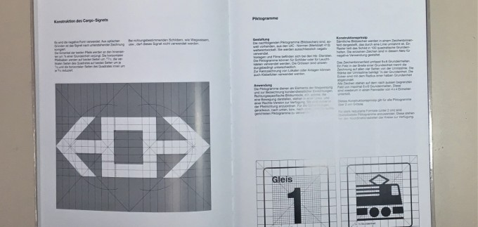 Design Manual for the Swiss Federal Railways interior 2