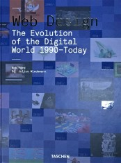 Web Design  The Evolution of Digital World 1990-Today portada