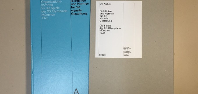 Guidelines and Standards for the Visual Design Games Olimpiad Munich 72 interior 1
