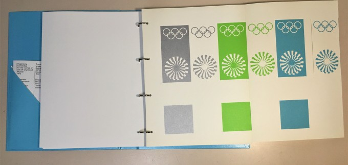 Guidelines and Standards for the Visual Design Games Olimpiad Munich 72 interior 2
