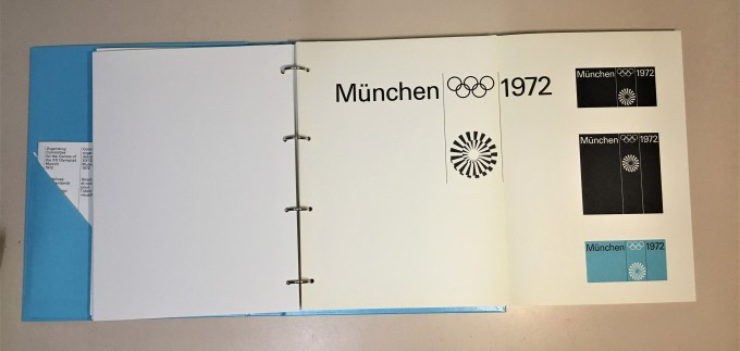 Guidelines and Standards for the Visual Design Games Olimpiad Munich 72 interior 3