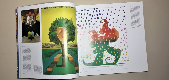 Milton Glaser  Graphic Design interior 1